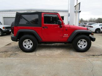 2009 Jeep Wrangler X Houston, Mississippi 3