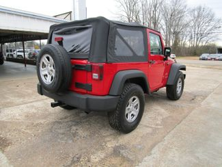 2009 Jeep Wrangler X Houston, Mississippi 5