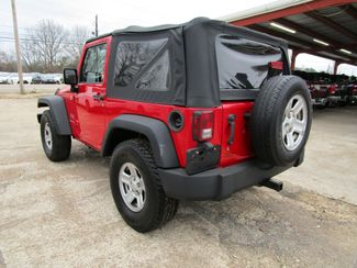 2009 Jeep Wrangler X Houston, Mississippi 4
