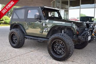 2009 Jeep Wrangler X in McKinney Texas, 75070