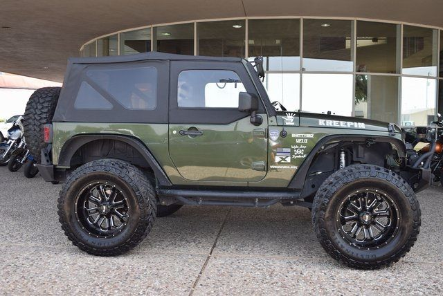 2009 Jeep Wrangler X LIFTED W/CUSTOM TIRES AND WHEELS in McKinney Texas, 75070