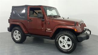 2009 Jeep Wrangler Sahara in McKinney Texas, 75070