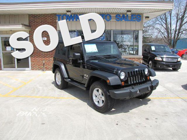 2009 Jeep Wrangler X in Medina OHIO, 44256