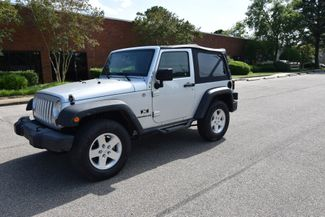 2009 Jeep Wrangler X in Memphis Tennessee, 38128
