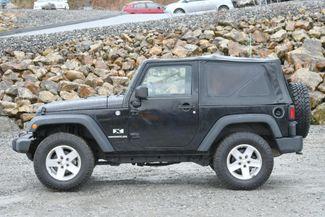 2009 Jeep Wrangler X 4WD Naugatuck, Connecticut 3