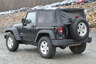 2009 Jeep Wrangler X 4WD Naugatuck, Connecticut 4