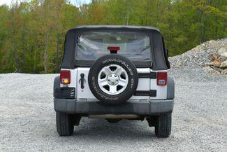 2009 Jeep Wrangler X 4WD Naugatuck, Connecticut 5