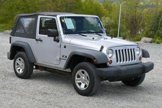 2009 Jeep Wrangler X 4WD Naugatuck, Connecticut 8
