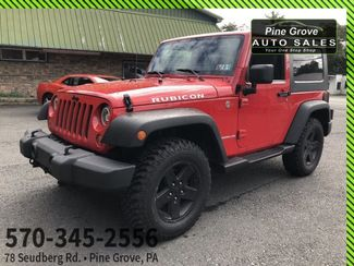 2009 Jeep Wrangler in Pine Grove PA