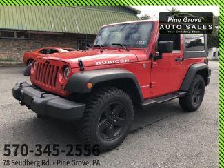 2009 Jeep Wrangler Rubicon | Pine Grove, PA | Pine Grove Auto Sales in Pine Grove
