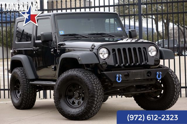 2009 Jeep Wrangler X 51K Lifted 2dr Clean Carfax
