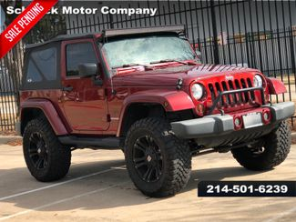 2009 Jeep Wrangler X **LIFTED** **POWER PACK** in Plano TX, 75093