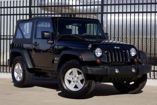 2009 Jeep Wrangler X* Auto* Only 44k Mi* 4x4* EZ Finance** | Plano, TX | Carrick's Autos in Plano TX