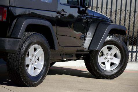 2009 Jeep Wrangler X* Auto* Only 44k Mi* 4x4* EZ Finance** | Plano, TX | Carrick's Autos in Plano, TX