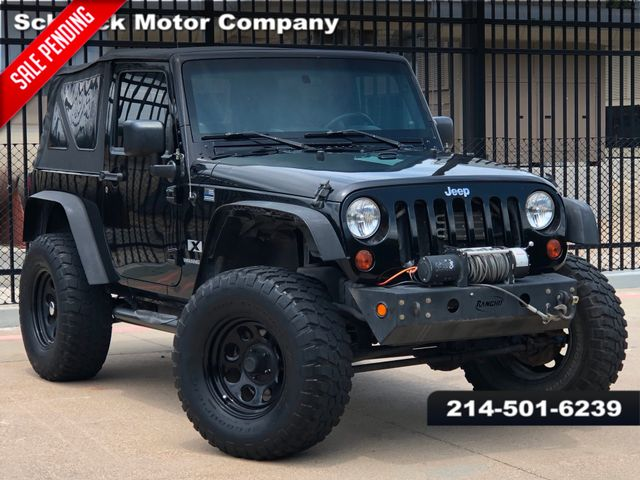 2009 Jeep Wrangler X **LOW MILES** in Plano, TX 75093