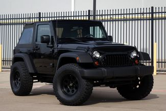 2009 Jeep Wrangler X*4x4*Manual*Soft Top*EZ Finance** | Plano, TX | Carrick's Autos in Plano TX