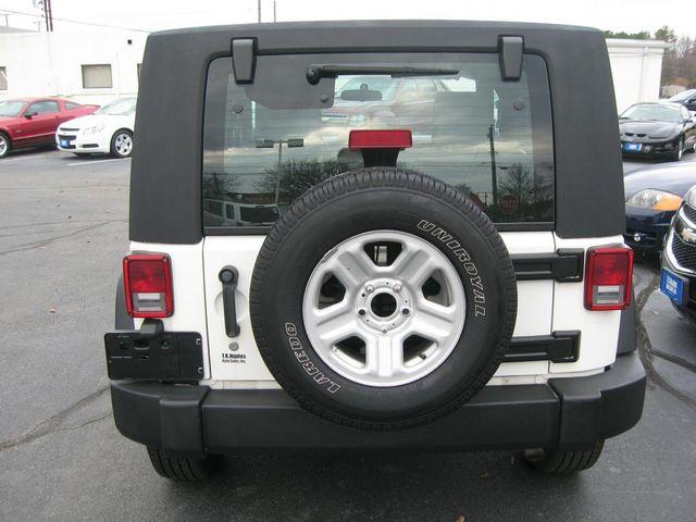 2009 Jeep Wrangler X 4X4 Richmond, Virginia 5