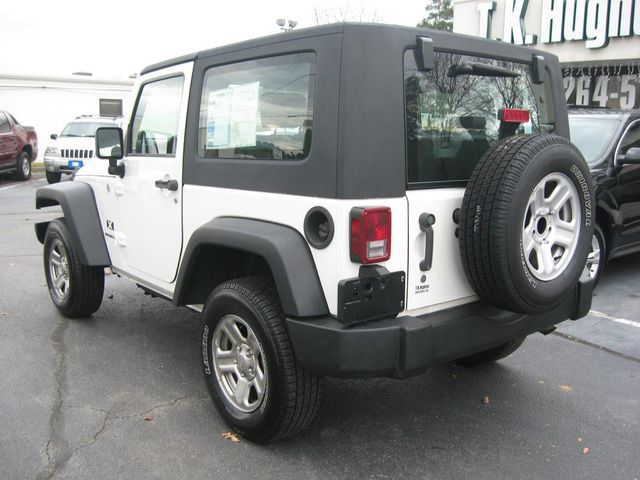 2009 Jeep Wrangler X 4X4 Richmond, Virginia 6