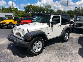 2009 Jeep Wrangler X Riverview, Florida 1
