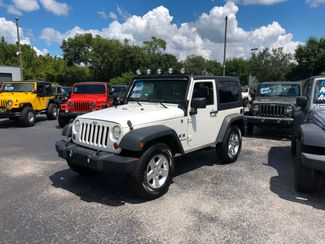 2009 Jeep Wrangler X Riverview, Florida