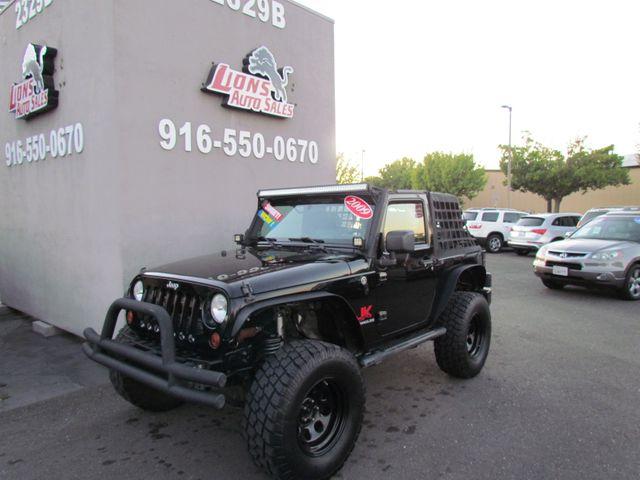 2009 Jeep Wrangler X Sharp , Clean in Sacramento, CA 95825