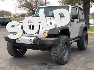 2009 Jeep Wrangler X in San Antonio, TX 78233