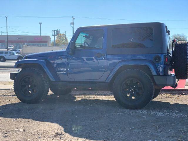 2009 Jeep Wrangler Sahara in San Antonio, TX 78233