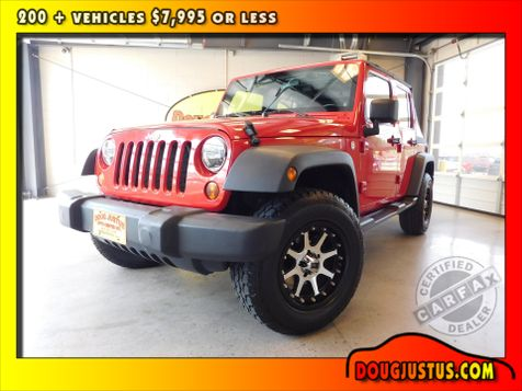 2009 Jeep Wrangler Unlimited X in Airport Motor Mile ( Metro Knoxville ), TN