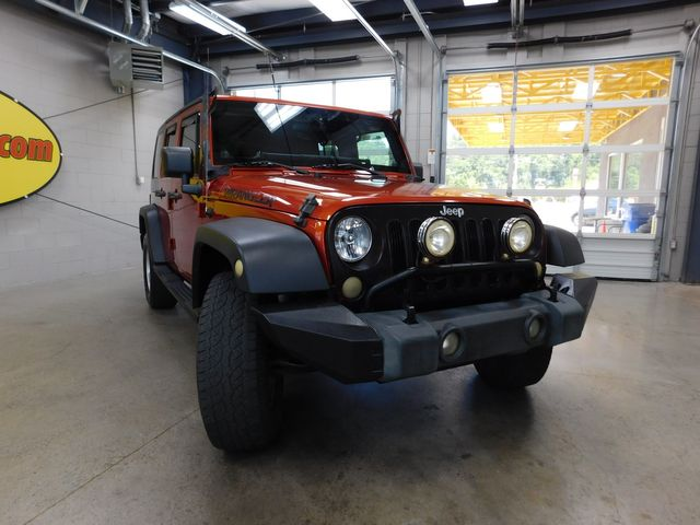 2009 Jeep Wrangler Unlimited X in Airport Motor Mile ( Metro Knoxville ), TN 37777