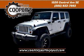 2009 Jeep Wrangler Unlimited Rubicon in Albuquerque, NM 87106