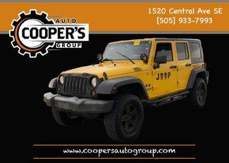 2009 Jeep Wrangler Unlimited X in Albuquerque, NM 87106