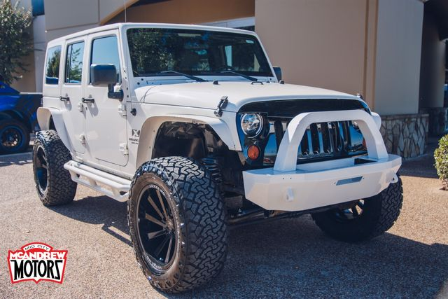 2009 Jeep Wrangler Unlimited X Central Alps Package