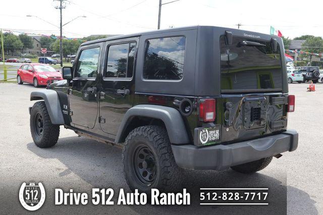 2009 Jeep Wrangler Unlimited X in Austin, TX 78745