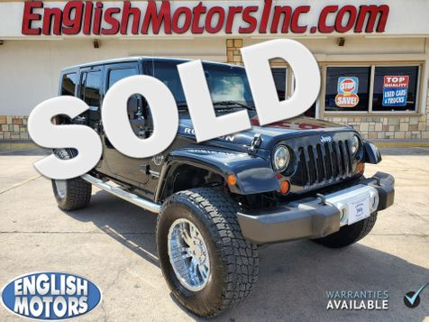 2009 Jeep Wrangler Unlimited Rubicon in Brownsville, TX