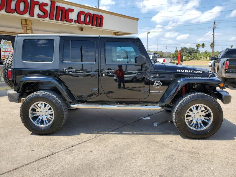 2009 Jeep Wrangler Unlimited Rubicon  Brownsville TX  English Motors  in Brownsville, TX