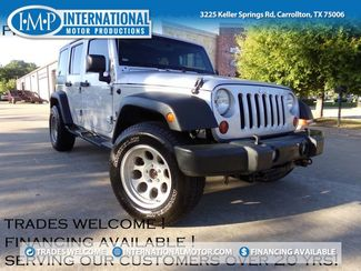 2009 Jeep Wrangler Unlimited X in Carrollton, TX 75006