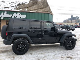 2009 Jeep Wrangler Unlimited X  city ND  Heiser Motors  in Dickinson, ND