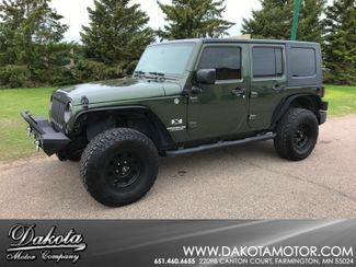 2009 Jeep Wrangler Unlimited X Farmington, MN