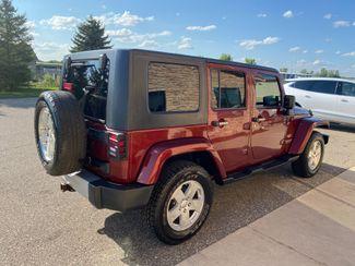 2009 Jeep Wrangler Unlimited Sahara Farmington, MN 4