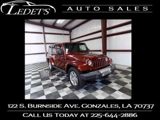 2009 Jeep Wrangler Unlimited in Gonzales Louisiana