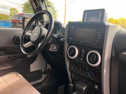 2009 Jeep Wrangler Unlimited Sahara | Greenville, TX | Barrow Motors in Greenville, TX
