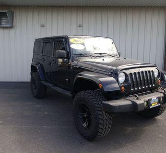 2009 Jeep Wrangler Unlimited Sahara in Harrisonburg, VA 22802