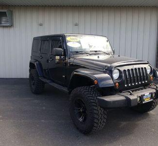 2009 Jeep Wrangler Unlimited Sahara in Harrisonburg, VA 22801