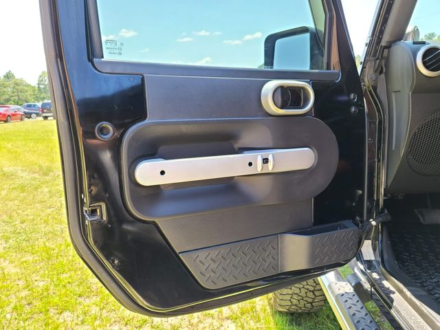 2009 Jeep Wrangler Unlimited Rubicon in Hope Mills, NC 28348