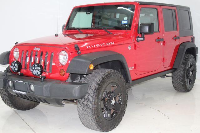 2009 Jeep Wrangler Unlimited Rubicon Houston, Texas 1