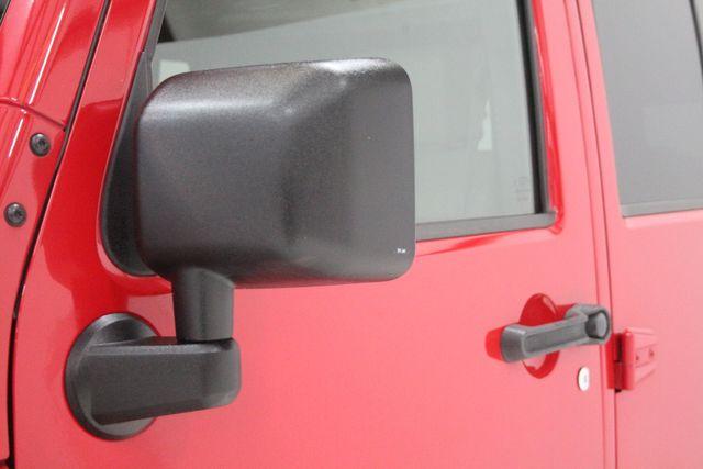 2009 Jeep Wrangler Unlimited Rubicon Houston, Texas 11
