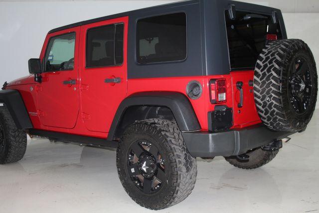 2009 Jeep Wrangler Unlimited Rubicon Houston, Texas 15