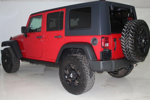 2009 Jeep Wrangler Unlimited Rubicon Houston, Texas 16