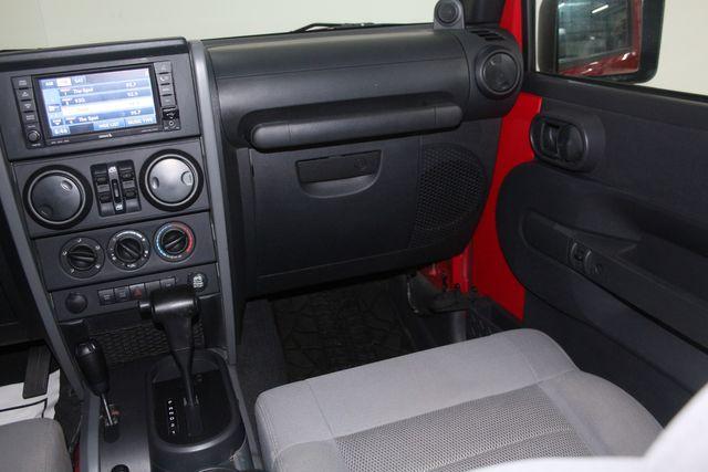 2009 Jeep Wrangler Unlimited Rubicon Houston, Texas 23