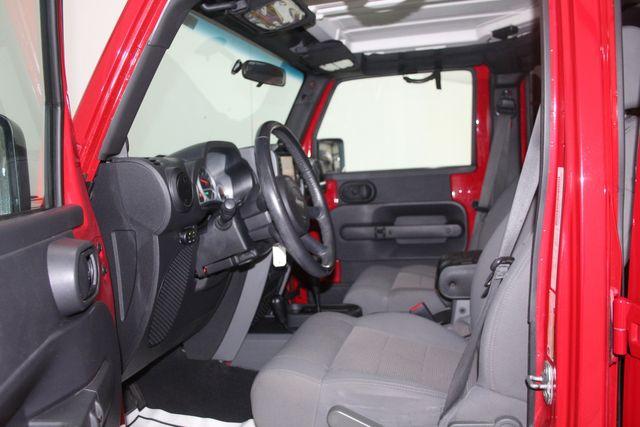 2009 Jeep Wrangler Unlimited Rubicon Houston, Texas 24